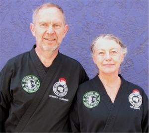 Robert and Rhonda Fleming